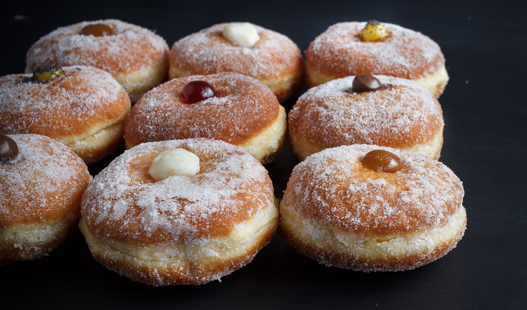 The Grain Emporium's doughnuts